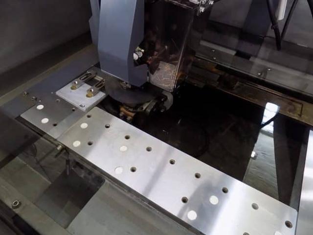Mitsubishi 1200 EDM Wire Machine